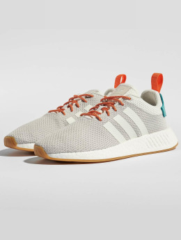 Adidas NMD R2 Summer Sneakers Crystal White