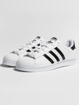 adidas originals Snejkry Superstar bílý