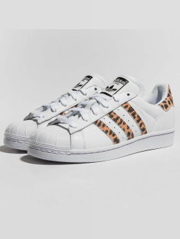 Adidas Superstar Sneakers Footwear White/Supercolor/Core Black
