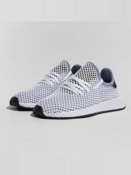 Adidas Deerupt Runner Sneakers Chalk Blue/Chalk Blue/Core Black
