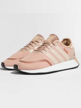 Adidas Iniki Runner CLS W Sneakers Ash Pearl/Linen/Ftwr White