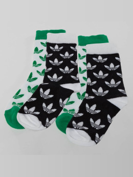 adidas originals Socken Trefoil Thin Crew weiß