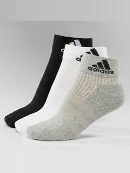 adidas originals Socks 3-Stripes Per An HC 3-Pairs black