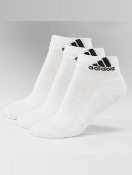 adidas originals Strumpor 3-Stripes An HC 3-Pairs  vit