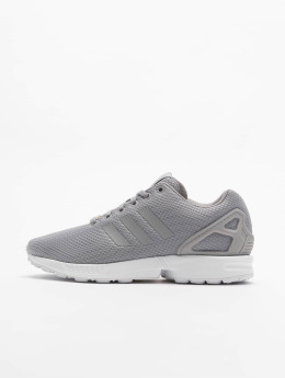 adidas Originals Tennarit ZX Flux harmaa