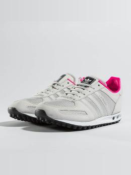 adidas originals Tennarit LA Trainer J harmaa