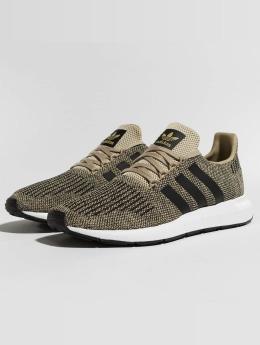 Adidas Swift Run Sneakers Raw Golden/Core Black/Ftw White