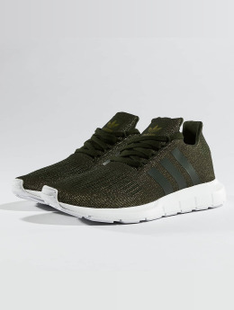 adidas originals Tennarit Swift Run oliivi