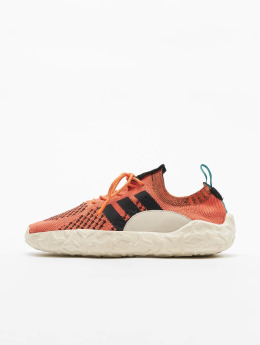 Adidas F/22 Primeknit Sneakers Trace Orange/Core Black/Crystal White