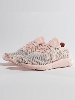 adidas originals Tennarit Swift Run Primeknit vaaleanpunainen