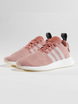 adidas originals Tennarit NMD_R2 W vaaleanpunainen