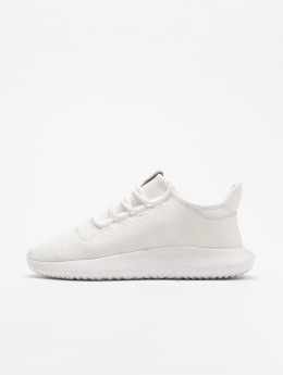 new arrival 2d1c2 f17a7 adidas originals Tennarit Tubular Shadow valkoinen