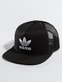 adidas originals Trucker Cap Trefoil black