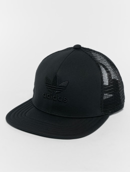 adidas originals Trucker Cap Tref Herit Tru black