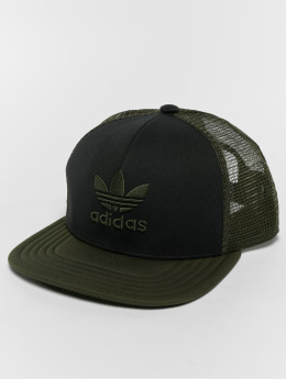 adidas originals trucker cap Tref Herit Tru olijfgroen