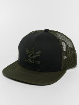 adidas originals Trucker Caps Tref Herit Tru olivový