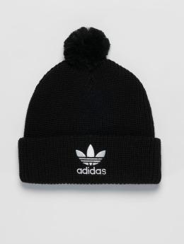 adidas originals Winter Bonnet Pom Pom black