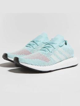 Adidas Swift Run Sneakers Aqua/Footwear White/Core Black