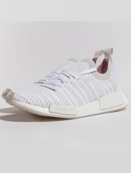 Adidas NMD_R1 STLT PK Sneakers Ftwr White/Grey One/So Pink