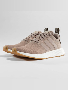 Adidas NMD_R2 Sneakers Vapour Grey/Vapour Grey/Branch