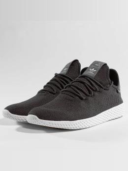 Adidas PW Tennis HU Sneakers Carbon/Carbon/Core White
