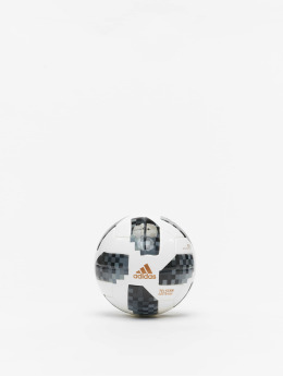 adidas Performance Balle Performance World Cup Mini blanc