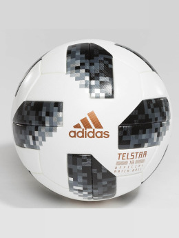 Adidas Performance World Cup Omb Ball White/Black/Silvmt