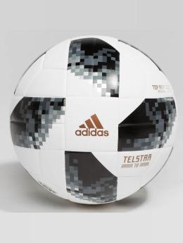 Adidas Performance World Cup Topr Ball White/Black/Silvmt