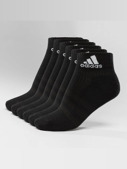 adidas Performance Chaussettes 3-Stripes Per An HC noir