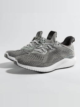 adidas Performance Chaussures de Course Alphabounce Em J gris