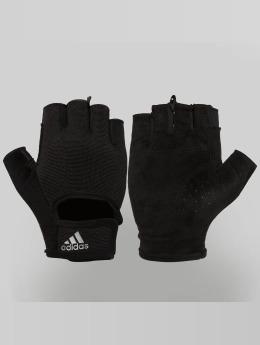 adidas Performance Versatile Clite Gloves Black/Iron Metallic