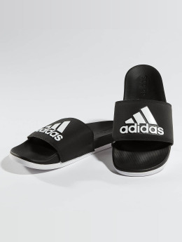 adidas Performance / Slipper/Sandaal Adilette Comfort in zwart