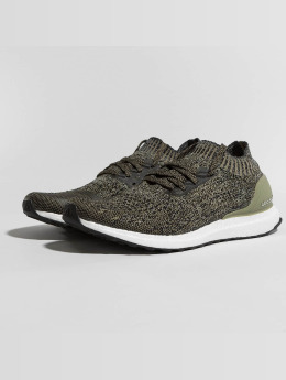 adidas Performance Tennarit Ultra Boost Uncaged khakiruskea