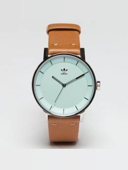 Adidas Watches District L1 Watch Silvern/Ash Green/Tan