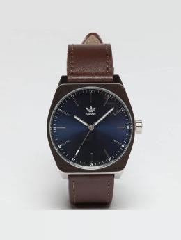 Adidas Watches Process L1 Watches Silvern/Navy Sunray/Dark Brown