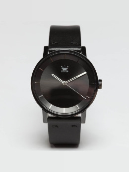 Adidas Watches District L1 Watch All Black/Silvern