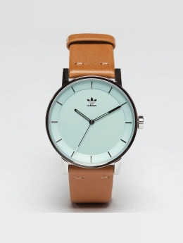 adidas Watches Zegarki District L1 srebrny