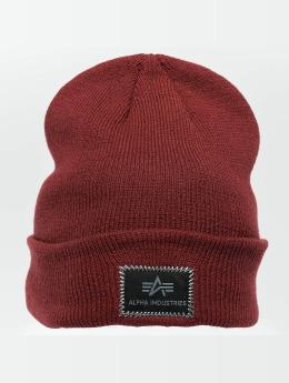 Alpha Industries шляпа X-Fit красный
