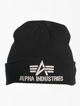 Alpha Industries Luer 3D svart