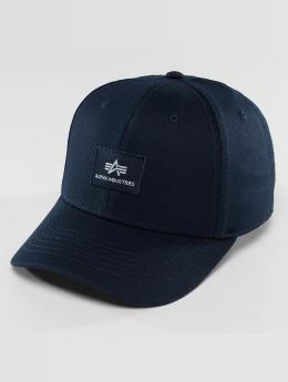 Alpha Industries Snapback Cap X-Fit II blau