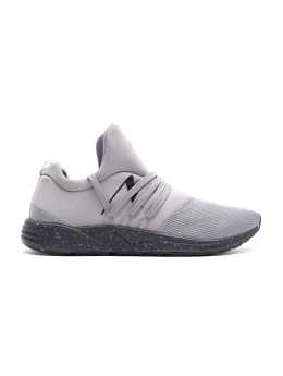 ARKK Copenhagen Sneaker Raven Mesh S-E15 grau