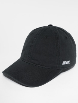 Ataque Mijas Dad Fit Cap  Black