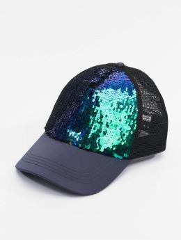 Bangastic Casquette Trucker mesh Glam bleu