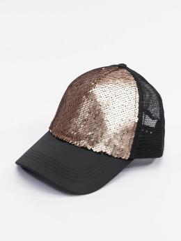Bangastic Casquette Trucker mesh Glam noir