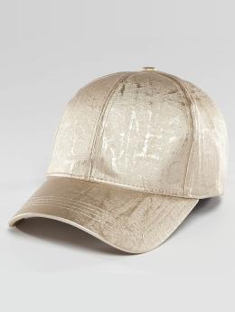 Bangastic Snapback Cap Shiny gold