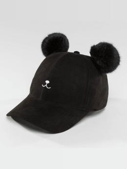 Bangastic snapback cap Teddy zwart
