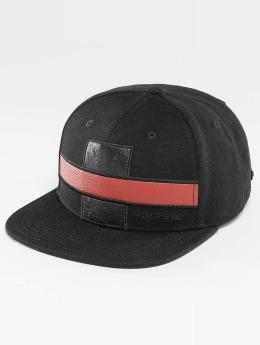 Bangastic Snapback Caps *B-Ware* PU čern