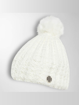 Bench Bonnet hiver Turn Up Bobble blanc