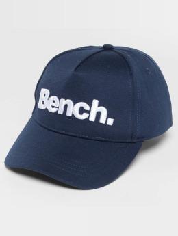 Bench Casquette Snapback & Strapback Logo bleu
