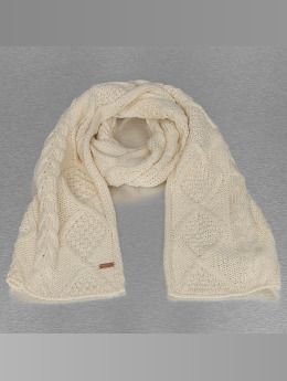 Bench Frauen Schal Careen Cable Knit in beige